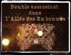 Potter Frenchy Party - Une fête chez Harry Potter: Activité : murder party Harry Potter - soirée enquête à Poudlard