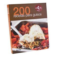 Un libro para que el Sant Jordi acabe con una buena cena: cocinando un buen guiso. Una idea de @Casa Viva #SantJordi #Regalo #Libro #Receta