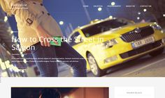#Theme Of The 27 Mar 2017 Elanza Lite Theme by @themehunk http://www.designnominees.com/themes/elanza-lite-theme