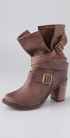 Love Jeffrey Campbell boots- just got a pair!!