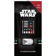 Star Wars Episode VII Wall Calendar ** To view further for this item, visit the image link.