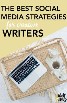 Check out these amazing social media strategies for writers!