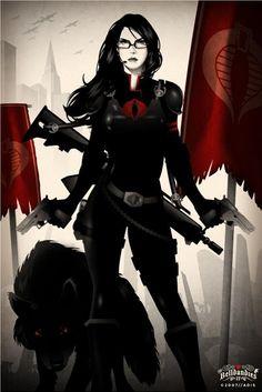 Fuck Yeah Warrior Women