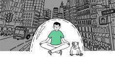طبيق Stop Breathe & Think: Meditate هو تطبيق مميز يمكنه مساعدتك أخي القارئ على التأمل والوصول إلى السلام الداخلي بكل سهولة ودون الحاجة إلى أي مدرب