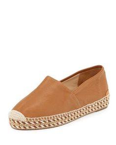 RAG & BONE Noa Leather Espadrille Flat, Black. #ragbone #shoes #flats