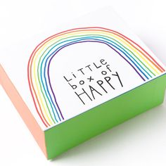 Little Box of Happy Assorted Boxed Notes (Set of 20)