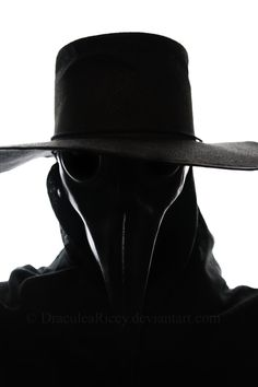 Plague Doctor I by DraculeaRiccy.deviantart.com on @deviantART