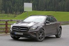 Mercedes GLB to be Different than First Assumed