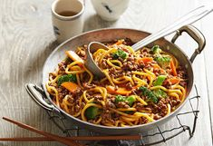 We've got an easy to follow and delicious Hokkien Beef Noodles Recipe and you are going to love it! This is the ultimate family-friendly meal.