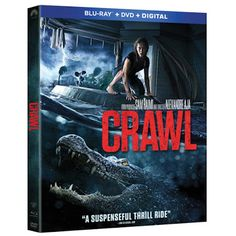 The horror film CRAWL starring Kaya Scodelario and Barry Pepper has been released on DVD and Blu-ray. Category 5 Hurricane, Missing Father, The Hills Have Eyes, The Maze Runner, Movie Dialogues, Movie Plot, Mother Daughter Relationships, Time Running Out, Kaya Scodelario