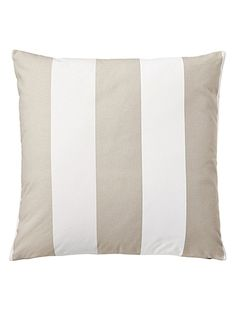 Awning Pillow Cover by Serena & Lily
