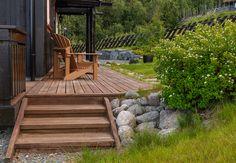 Roger's Hytteside - Den ferdige hytta Den, New Homes, Merry, Cottage, Cabin, Live, Outdoor Decor, Home Decor, Decoration Home
