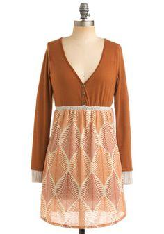 Modcloth Dress 6: Nature Park Dress