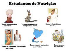 Estudantes de nutrição