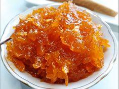 Μαρμελάδα καρότο Surprise Recipe, Greek Desserts, Arabic Sweets, Lebanese Recipes, Chutney, Macaroni And Cheese, Persian, Carrots, Good Food