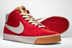 Klassiker: der Nike Blazer