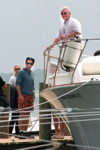 There are a lot of Hyannis photos around this time in my folders and some of the dates seem off, so with the exception of this folder and one other from I'll kind of be guessing when these were taken. There are some HQs in here, but not that many. John Kennedy Jr, Carolyn Bessette Kennedy, Ted Kennedy, Jfk Jr, Hyannis Port, John Fitzgerald, July 4th, Life, John John