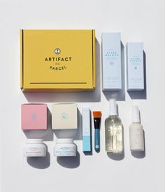 Parcel no.4: Essentials Duo Kit – Artifact Skin Co. Clean Face, Facial Masks, Moisturizer, Glow, Essentials, How To Apply, Kit, Face Masks, Moisturiser
