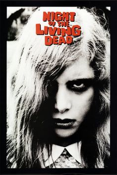 """Romero's """"Night of the Living Dead"""" is one of the first and the most gruesome zombie movies of all time. Watch this horror classic on SnagFilms for free! Zombie Movies, Halloween Movies, Scary Movies, Great Movies, Terror Movies, Cult Movies, Halloween Horror, Film Movie, Dark Romance"""