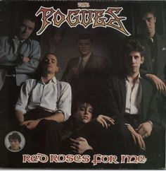 For Sale - The Pogues Red Roses For Me UK  vinyl LP album (LP record) - See this and 250,000 other rare & vintage vinyl records, singles, LPs & CDs at http://eil.com