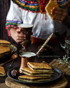 Tcharek msaker : Corne de Gazelle - La Casbah des Delices Gua Bao, Bao Buns, Direction, Sauce, Flan, Hui, Moment, Chocolate Fondue, Desserts