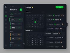 Kaoo - Dashboard by Eugeniusz Eudokimow for start-up.house on Dribbble Web Dashboard, Dashboard Design, Web Ui Design, Design Design, Graphic Design, Ui Design Inspiration, Web Layout, User Interface Design, Site Web