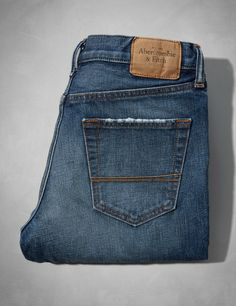 Abercrombie Boot Jeans