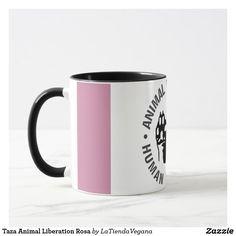 Cup Animal Liberation Rosa