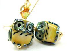 Beautiful little owls