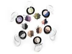 Be luscious with our new eyeshadow duos
