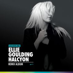 """Want a free download of Ellie's """"Halcyon"""" remix album by Nike? Thought so! You know what to do: head on over to CherrytreeRecords.com"""