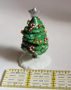 Polymer Clay Christmas Tree.67 Best Polymer Clay Snowflakes Trees Ornaments Labels