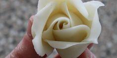 Ferdig rose! Icing, Rose, Desserts, Tailgate Desserts, Pink, Deserts, Postres, Dessert, Roses