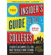 THE Insider'S Guide to the Colleges 2014 (Insider's Guide to the Colleges: Students on Campus) : Paperback : Yale Daily News : 9781250029379 - SAT BOOKS