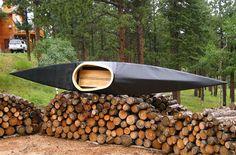 Wood Frame Kayak Builders manual- Sea Bee