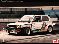 Fiat Panda | Faro Car Hire | Algarve | Portugal Car Hire - www.you-drive.cc