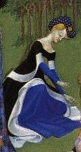 Rosalie's Medieval Woman - Tippets