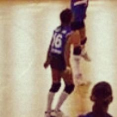 #16 VolleyballPlayer