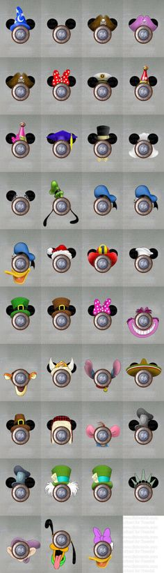 Stateroom Mickey Ears and then some... - The DIS Discussion Forums - DISboards.com ****http://disboards.com/showthread.php?t=2172891 ***** such cute printable decorations for Disney Cruise Line doors.