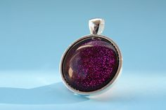 Make Faux Dichroic Glass Pendants with Nail Polish! - The Beading Gem's Journal