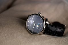 The Frederique Constant Slimline Moonphase Manufacture/ Customized