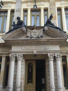 Museo de la Policia Nacional de Colombia. Bogotá. Colombia