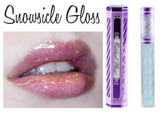 SNOWSICLE Lipgloss by LIME CRIME