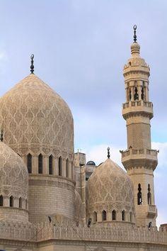 EGYPT - Ab uel-Abbas #el-Mursi #Mosque - Alexandria ! http://www.dawntravels.com/umrah.htm                                                                                                                                                      More