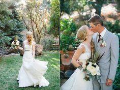 Woodsy Malibu Wedding