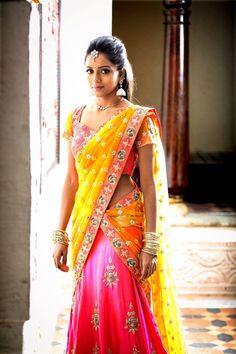 RS 1,28,000 one of the beautiful designer bhargavi kunam Lehanga.