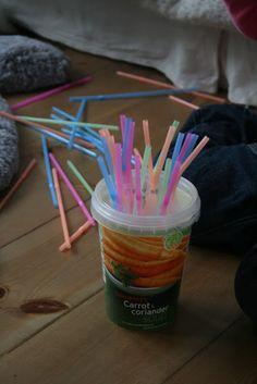Discovery Box 3: Straws - The Imagination Tree