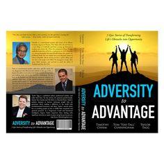 Adversity to Advantage Book Cover by nabzy