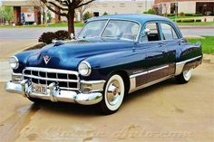 '49 Cadillac 62 | Hemmings..Re-pin...Brought to you by #CarInsurance at #HouseofInsurance in Eugene, Oregon
