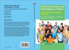 Kirjanjulkaisutilaisuus: Finnish Innovations and Technologies in Schools. 28.10.2014  #kirja